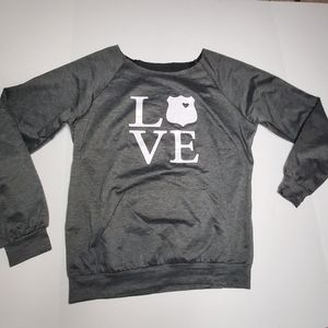 Love sweater LG N